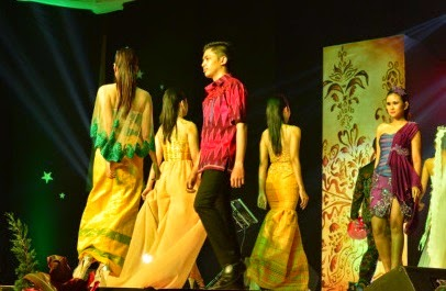 Pameran Industri Fashion & Semarang Fashion Parade 2014
