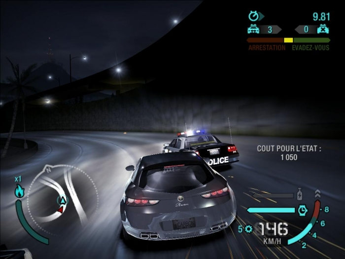 need for speed carbon crack download