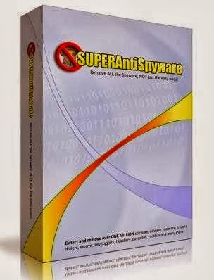 SUPERAntiSpyware PRO Key 07/05/1018