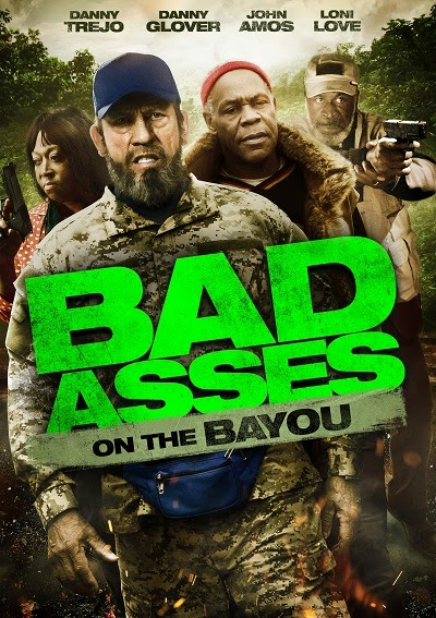 Bad Asses On the Bayou (2015) 720p WEB-DL