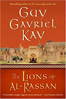 the lions of al-rassan by guy gavriel kay book cover
