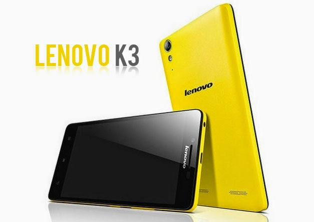 Lenovo K3 with 4G LTE, 5-Inch HD Display and Snapdragon 410 for $97 or ~₱4,400