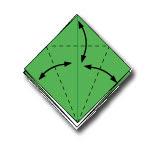 Origami Kura Kura