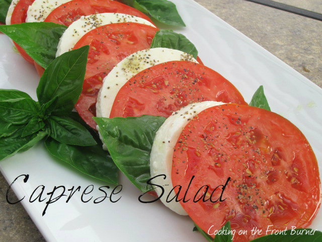 Caprese-Salad
