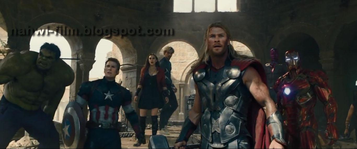 Avengers: Age of Ultron (2015) - Nahwi Blog