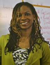 Featured Exclusive Speaker: Natalie Randolph