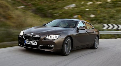 New BMW 6 Series Gran Coupe