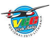 Obriu la llista de participants al 40th Vintage Glider Club Rally, Pociūnai.