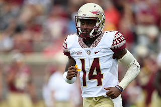 Florida State dismisses freshman QB De'Andre Johnson.