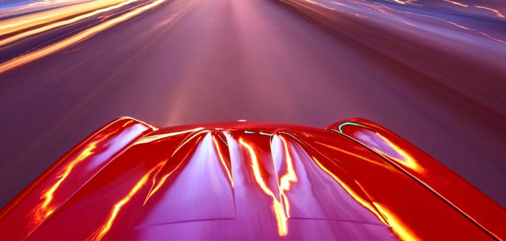 Imprudencia grave al volante de un coche