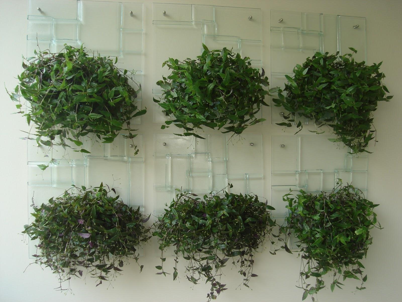 jardim vertical imagens:Jardins verticais
