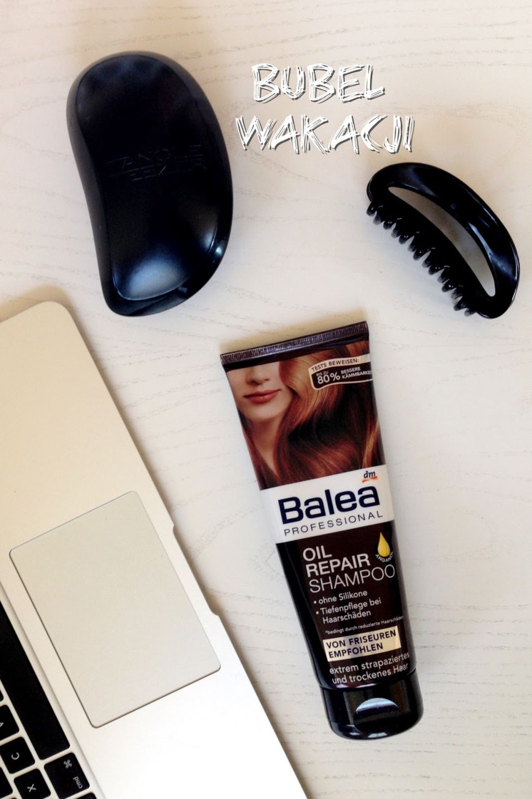 Bubel tegorocznych wakacji / Professional Oil Repair Shampoo Balea