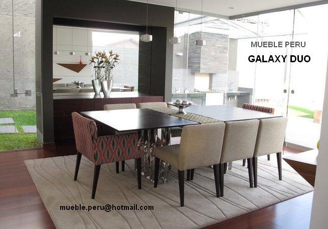 Comedores muebles per comedores elegantes - Comedores modernos y elegantes ...