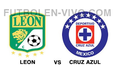 Leon vs Cruz Azul