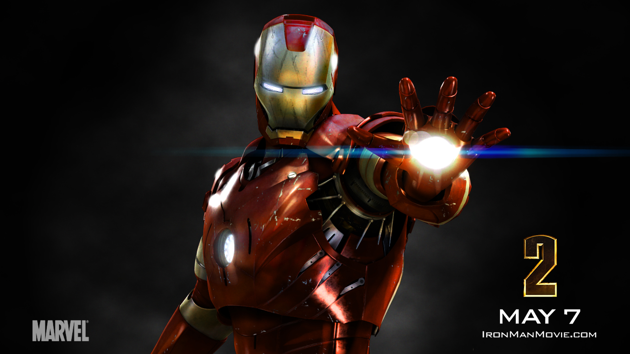 akam tech iron man wallpaper