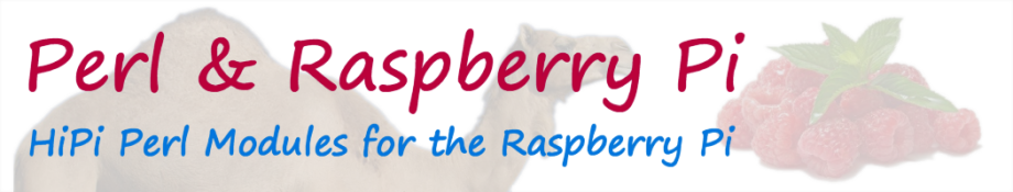 Perl and Raspberry Pi