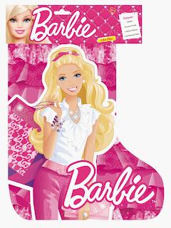 Calza Barbie Glam Befana 2014 regali giocattoli sorpresa contenuto prezzo