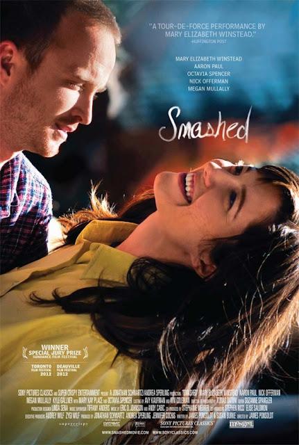 Smashed (2012) ประคองหัวใจไม่ให้เมารัก
