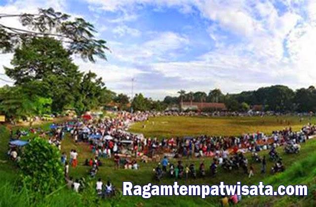 Lapangan Sempur Tempat Olahraga di Bogor