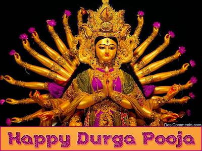 2013 Durga Puja Dates, Durgotsava for Ujjain, India