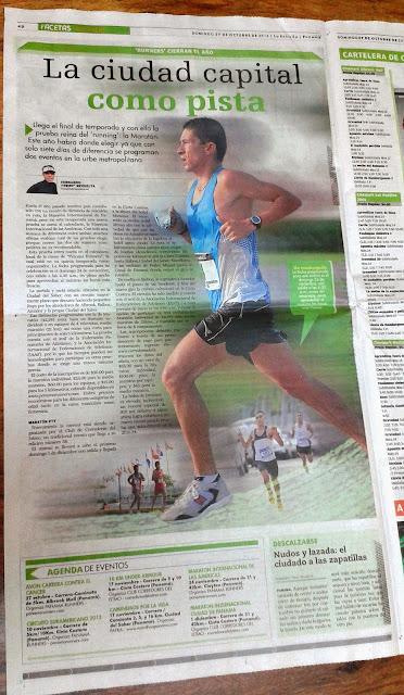 Maraton de las Americas