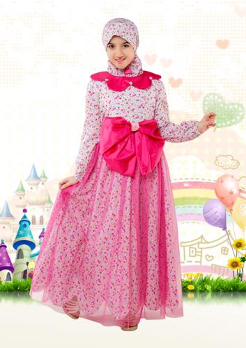 Butik Baju Pesta Anak Gamis Branded Merk Aini Dan Aliza Kids