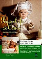 Curso cocina para niños