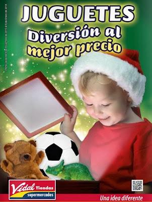 vidal tiendas juguetes navidad 2013