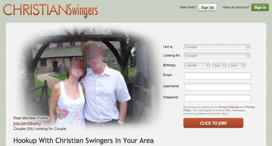 Free uk swingers site