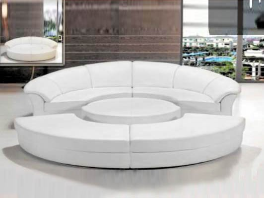 Store Of Modern Furniture In NYC Blog Modern Leather Sectional Sofa Circle