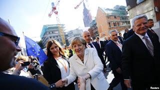 Jerman rayakan 25 tahun persatuan