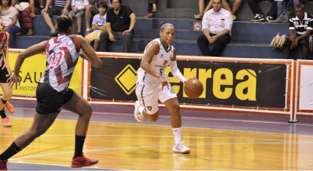 UNINASSAU/América vence a primeira de dois jogos contra Maranhão Basquete