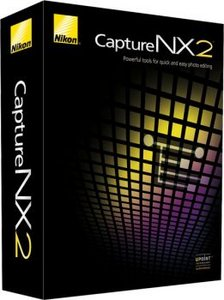 Nikon Capture NX 2.4.3