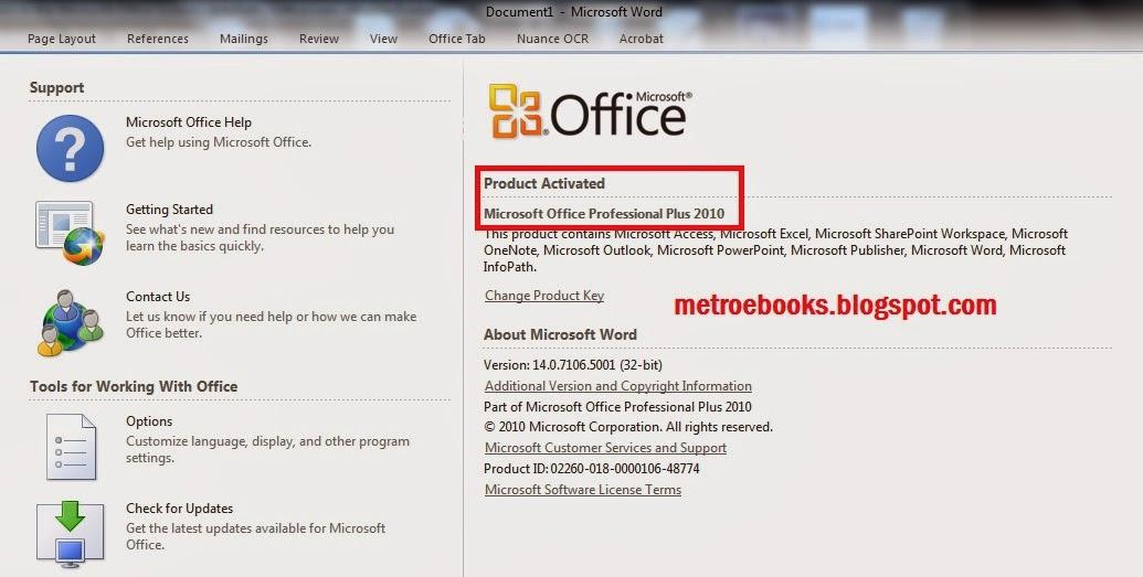 Скачать Microsoft Office 2013  Самый известный офисный