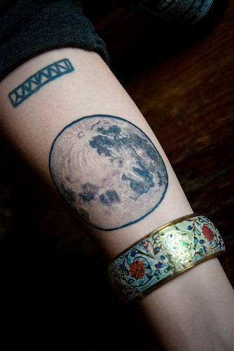 Moon Tattoos