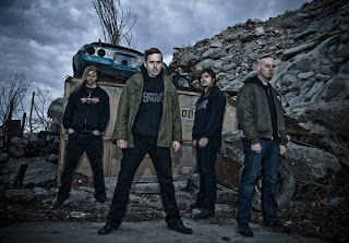 Cattle Decapitation Release In-Studio Video for 'Monolith of Inhumanity' (Out May 8th on Metal Blade) / Show April 24th at Club Europa