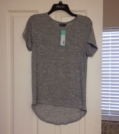 Market and Spruce Sam Hi-Lo short sleeve tee