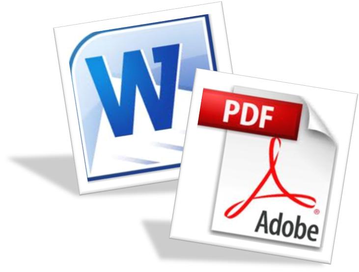 Cara Membuat File PDF dari Microsoft Word