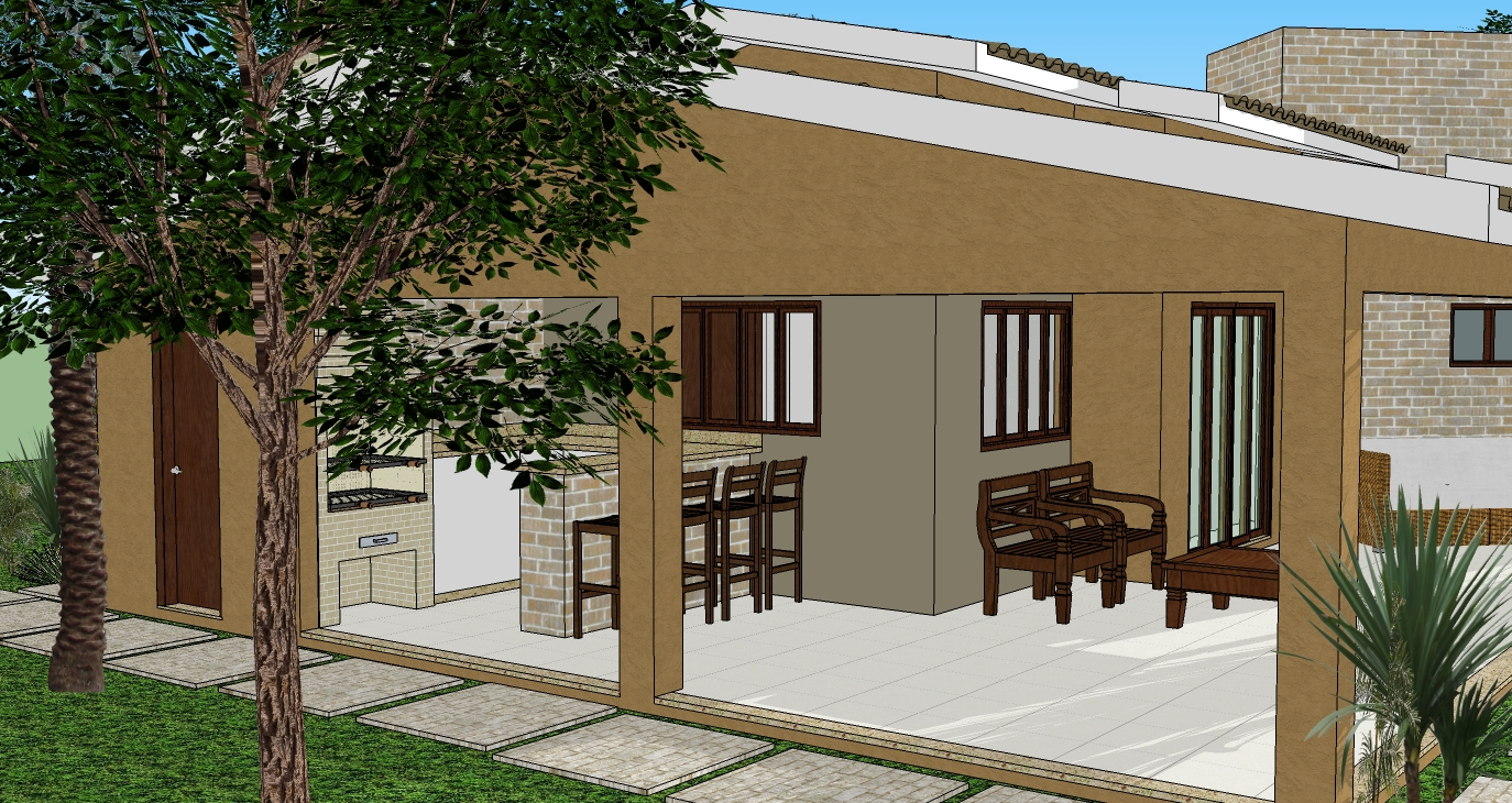 Lilian carvalho casa no sitio for Paginas de casas