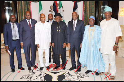 UPDATE; Senator Obanikoro Explains Why He Wore Slippers To An Official Meeting With The President And UN Officials