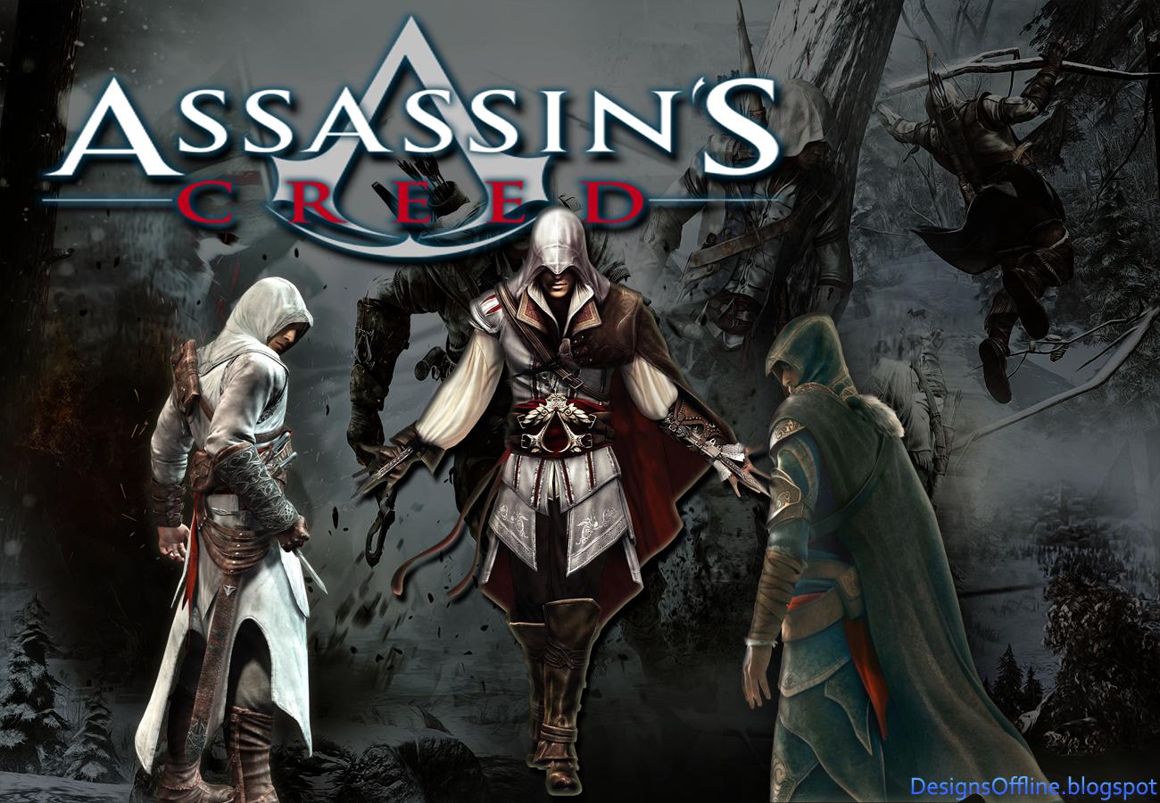 Wallpaper Assassin's Creed