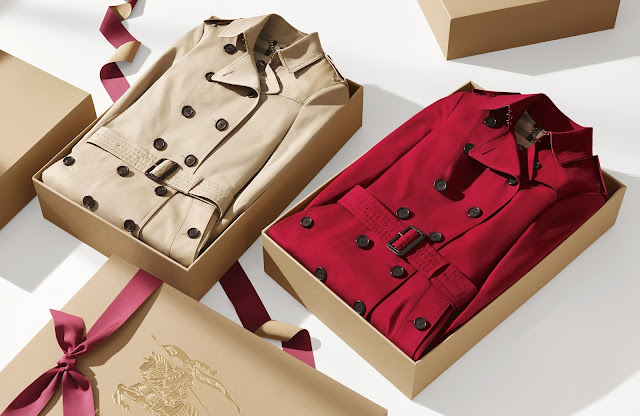 Burberry's Chinese New Year Campaign