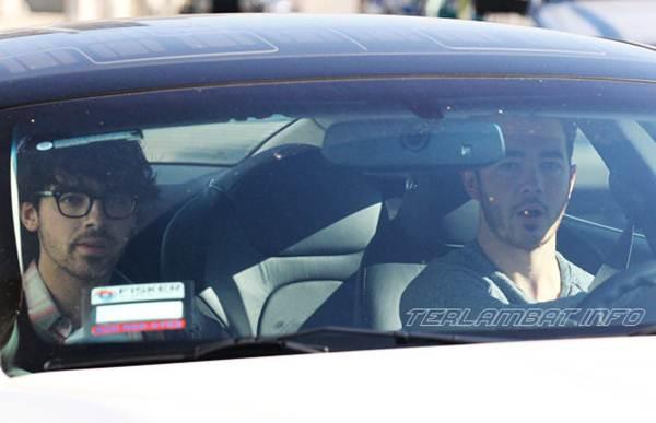 Mobil Keren Joe Jonas Brother