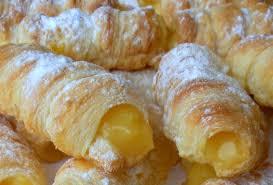 ¿Cómo se preparan las cañas con crema pastelera ? - Receta