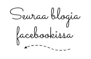 Seuraa Facebookissa