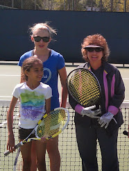 Tennis Clinic with top players!