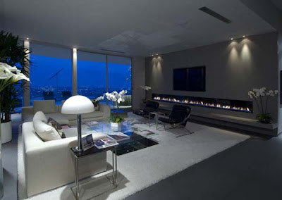 diseño moderno elegante sala