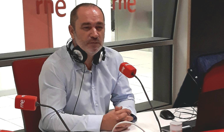 AVANCE: ENTREVISTA A FERNANDO MARTÍN (R5)