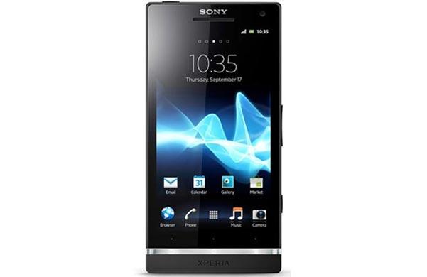 New Sony Experia U