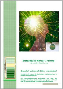 Biofeedback-Mental-Training, Einzeltraining im PEP Center
